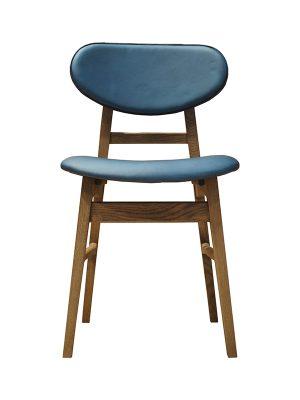 Johnathan-Blue-(Matt)-Wooden-Frame-Pure-Furniture1