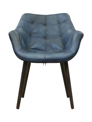 Lewis-Blue-(Matt)-Wooden-Round-Frame1