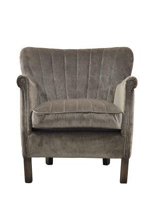 Dolores-Clubchair-VelvetGrey-Pure-Furniture 4
