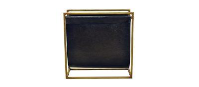 Magazine-Holder-Single-Copper-Frame-Blue-Pure-Furniture-350-3