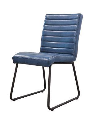 Sabina-Easy-Blue-(Glossy)-E-Stitching-Tamponata-Metal-Frame-Pure-Furniture4