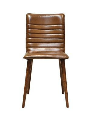 Sabina-Skinny-Light-Brown-(Glossy)-E-Stitching-Wooden-Frame-Pure-Furniture1