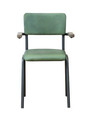 Schoolchair-With-Arms-Ocean-matt-Pure-Furniture2