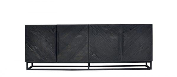 Vancouver-Dresser-Cuban-Antique-Black-Frame-2-Pure-Furniture-350-1