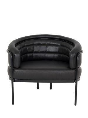 amelie-club-chair-black-frame_fumee-Pure-Furniture-2