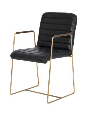 birgit-round-back-wooden-armrest-round-brass-antique-frame_FUMEE-Pure-Furniture-3