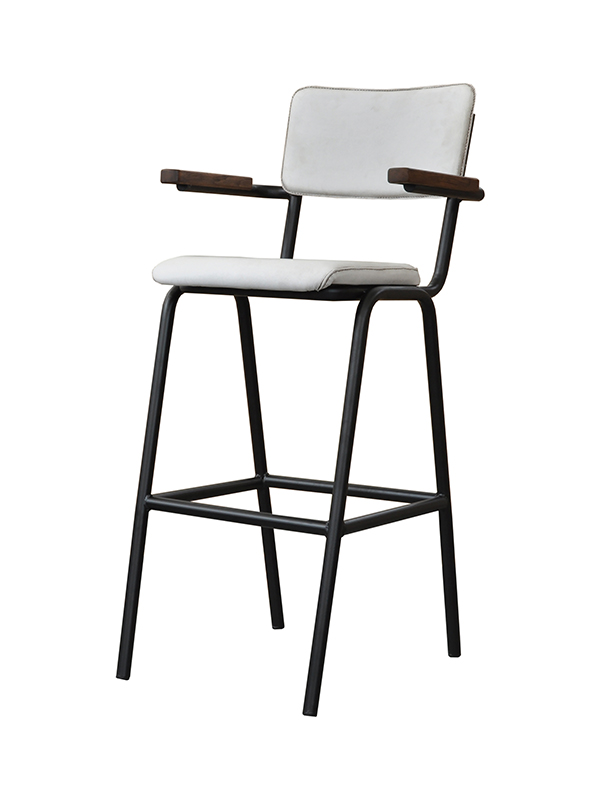 Schoolchair-Barstool-With-Arms-2